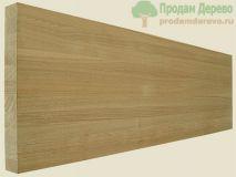 Мебельный щит из ясеня сорт Экстра 50*500-1300*2100-3000 мм