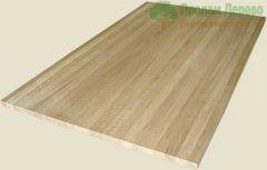 Мебельный щит из дуба сорт Экстра 18*600*1600-2100 мм
